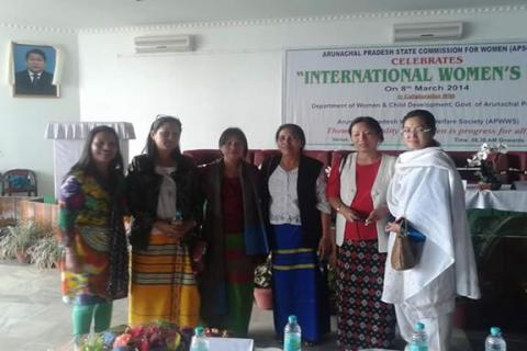 International Women's Day Celebration - 2014